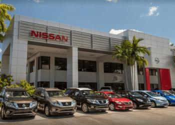 Pembroke Pines car dealership AutoNation Nissan Pembroke Pines