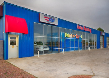 Chandler auto body shop Auto Painting AZ