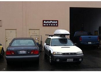 Richmond car repair shop Auto Point Motors