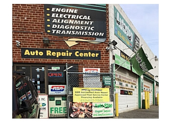 Baltimore car repair shop Auto Stop Limited, Inc.