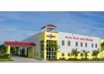 Pompano Beach auto body shop Auto Tech And Body