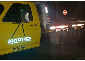 Columbus towing company AutoTech Lock and Tow