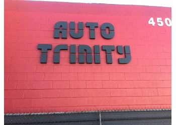 Glendale car repair shop Auto Trinity