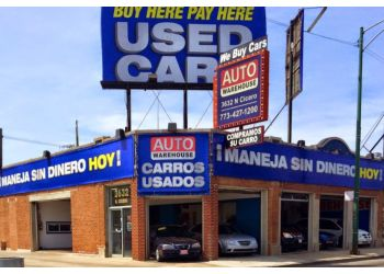 Chicago used car dealer Auto Warehouse
