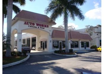 Coral Springs auto body shop Auto Works Collision & Paint, Inc.