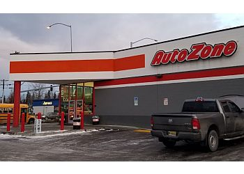 Anchorage auto parts store AutoZone