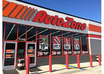 Baton Rouge auto parts store AutoZone