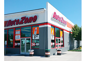 Boise City auto parts store AutoZone