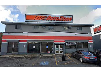 Boston auto parts store AutoZone