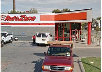 Buffalo auto parts store AutoZone