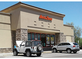 Chandler auto parts store AutoZone