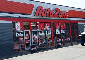 Chicago auto parts store AutoZone