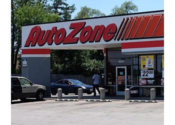 Cincinnati auto parts store AutoZone