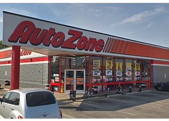 Dallas auto parts store AutoZone