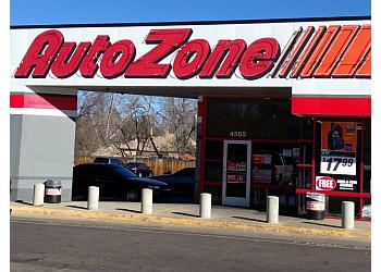 Denver auto parts store AutoZone