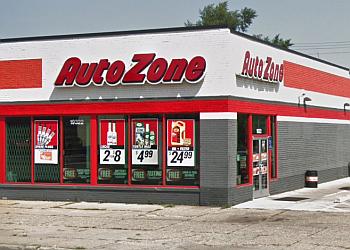 Detroit auto parts store AutoZone