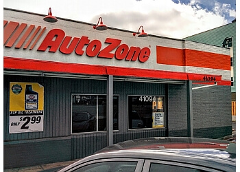 Fremont auto parts store AutoZone