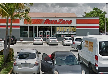 Hialeah auto parts store AutoZone