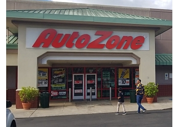 Honolulu auto parts store AutoZone