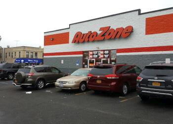 New York auto parts store AutoZone