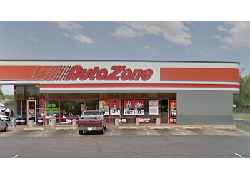Oklahoma City auto parts store AutoZone