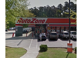 Raleigh auto parts store AutoZone