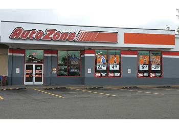 San Francisco auto parts store AutoZone