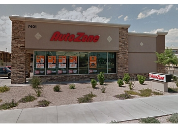 Scottsdale auto parts store AutoZone
