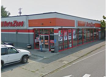 Seattle auto parts store AutoZone