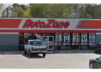 Shreveport auto parts store AutoZone