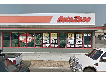 Tacoma auto parts store AutoZone