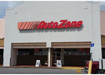 Tampa auto parts store AutoZone