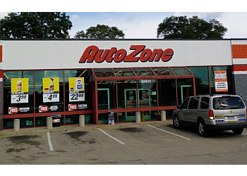 Warren auto parts store AutoZone