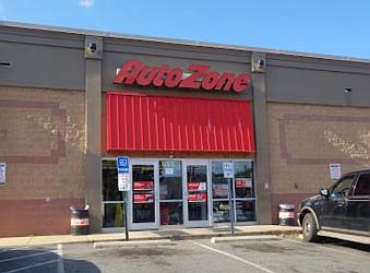 Washington auto parts store AutoZone