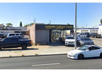 Torrance auto body shop Autobahn Collision Center