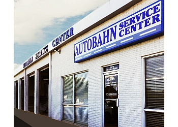 Plano car repair shop Autobahn Service Center