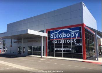 Peoria auto body shop Autobody Solutions Peoria