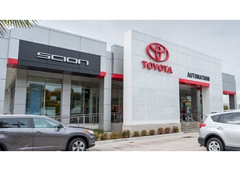 Hayward car dealership Autonation Toyota Hayward