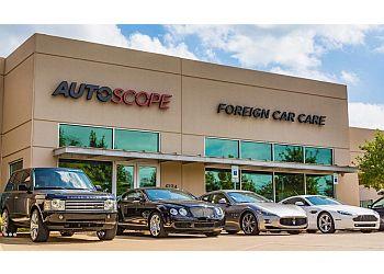 Dallas car repair shop Autoscope European Car Repair