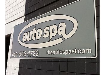 San Francisco auto detailing service Auto spa