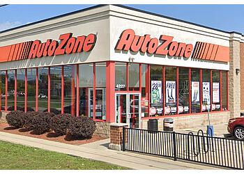 Milwaukee auto parts store Autozone Milwaukee