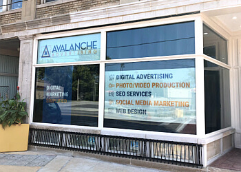 Cleveland advertising agency Avalanche Advertising