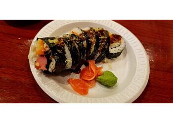 Elizabeth sushi Avenue Grill & Sushi
