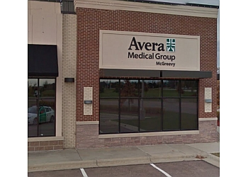 Sioux Falls urgent care clinic Avera Medical Group McGreevy