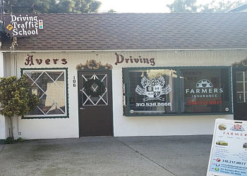 Torrance driving school Avers Driving School