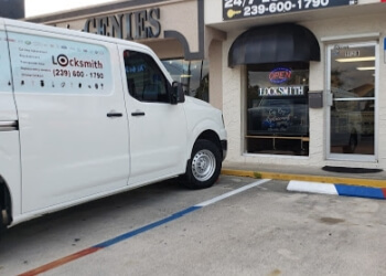 Cape Coral locksmith Avi G Locksmith