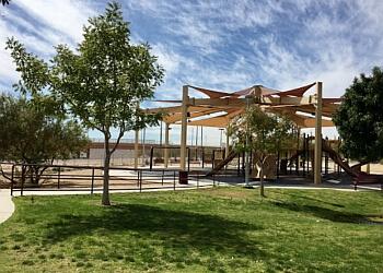North Las Vegas public park Aviary Park