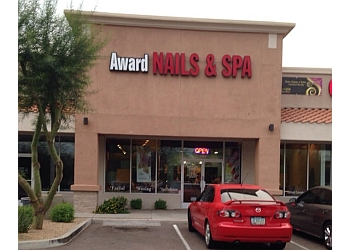 Mesa nail salon Award Nails & Spa