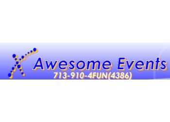 Houston event management company Awesome Events
