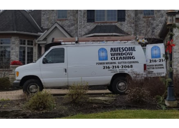 Cleveland window cleaner Awesome Window Cleaning & More